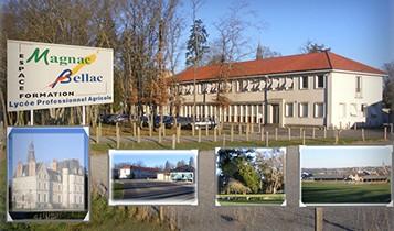 Bienvenue au lycée de Magnac-Laval